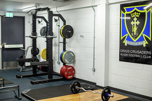 Strength conditioning gym shaftesbury park